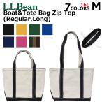 ショッピングtokia L.L. Bean LL Bean エルエルビーン  Boat and Tote Bag Zip Top Medium ボートアンドトートバッグ ジップトップ Mサイズ/ハンドバッグ 16L 112644