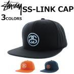 STUSSY ステューシー SS LINK SP17 CAP エスエスリンクキャップ キャップ 帽子 メンズ 131695