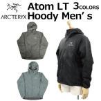 ARCTERYX アークテリクス Atom LT Hoody Men's アトム フーディ メンズ ジャケット パーカー 24477 ブラック