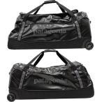 patagonia/パタゴニア BLACK HOLE Wheeled Duffel/ブラックホールウィールドダッフル 49386 BLACK キャリーケース/ボストンバッグ
