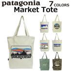 patagonia パタゴニア Market Tote マーケットトート トートバッグ/エコバッグ バッグ オーガニックコットン キャンバス ロゴ B4 59280