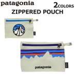 patagonia パタゴニア Zippered Pouch ジッパード ポーチ ポーチ 財布サイズ メンズ レディース 59290