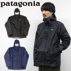 patagonia パタゴニア Men's torrent shell 3L jacket メンズ・トレントシェル3L・ジャケット メンズ ブラック ネイビー 85240