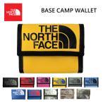 THE NORTH FACE ザ ノースフェイス BASE CAMP WALLET ベース キャンプ ウォレット 財布 三つ折り メンズ レディース