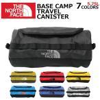 THE NORTH FACE ザ ノースフェイス BASE CAMP TRAVEL CANISTER ベースキャンプ トラベル キャニスター トラベルバッグ ボストンバッグ メンズ レディース A5