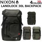 NIXON ニクソン LANDLOCKIII ランドロック3 リュック リュックサック バックパック デイパック バッグ メンズ レディース C2813 ブラック