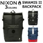 NIXON ニクソン SWAMIS 2 BACKPACK スワミス 2 バックパック バックパック リュックサック メンズ レディース 25L A3