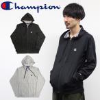 Champion チャンピオン ZIP HOOD JACKET ジップ フッド ジャケット パーカー コート ロゴ刺繍 ワンポイント C3QS101