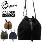 BRADY/ブレディ/CALDER/カルダー ショルダーバッグ/カバン/鞄 メンズ/レディース/ブラック/ブラック