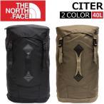 THE NORTH FACE ザ ノースフェイス CITER サイター/リュック リュックサック バッグ バックパック カバン 鞄 メンズ レディース B4 40L