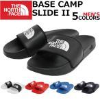 THE NORTH FACE ザ ノースフェイス MEN'S BC-SLIDE-II/WOMEN'S BASE CAMP SLIDE II ベースキャンプ スライド 2 スポーツサンダル シャワーサンダル