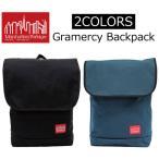 MANHATTAN PORTAGE マンハッタンポーテージ Gramercy Backpack グラマシー バックパック バックパック リュックサック メンズ レディース B4 MP1218