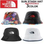 THE NORTH FACE ザ ノースフェイス SUN STASH HAT サン スタッシュ ハット/バケットハット 帽子/メンズ レディース