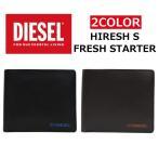 DIESEL ディーゼル FRESH STARTER HIRESH S 財布 二つ折り 二つ折り財布 メンズ レディース X03363 PR818
