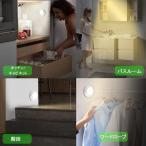 LED キャビネットライト 単三AA電池式 工事不要 リモコン付き 室内照明 調光 タイマー機能 LEDタッチライト 常夜灯 小型 キッチン