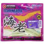 エコギア(Ecogear) ルアー エコギアアクア スイムシュリンプ 4インチ A27 グリーンスクイッド 11515