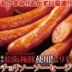ソーセージ 松阪極豚使用 ピリ辛チョリソーソーセージ 10本 送料無料
