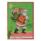 ロジャーラボード クリスマス アドベントカレンダー (サンタクロース×アンティーク) カード