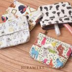 ネコポスで送料無料 ティッシュポーチ HIRAMEKI ヒラメキ ティッシュポーチ ART CLOTHシリーズ