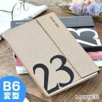 手帳 2020 スケジュール帳 マグネット20 B6 マークス 12月始まり ウィークリー レフト かわいい 20WDR-CH06