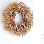 ドライフラワー スワッグ リース ベルフルール レイ 花束 花 アンティーク 母の日 ギフト プレゼント 結婚祝い 北欧 お祝い インテリア