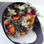 ドライフラワー スワッグ ベルフルール 花束 母の日 ギフト ミニョン ドゥ フラワー プレゼント お祝い ブーケ インテリア 花 ヘリクリサム
