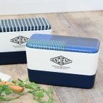 お弁当箱 2段 保冷剤付き ランチボックス 日本製 電子レンジ対応 食洗機対応 ANCIENT エンシェント メンズ ネストランチ