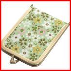 MARY ミニソーイングセット GREEN ソーイングセット 携帯 裁縫セット かわいい 裁縫箱 ソーイングボックス