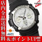 ショッピングShock ポイント5倍 送料無料 G-SHOCK 腕時計 Gショック 電波ソーラー CASIO カシオ アナデジ AWG-M100S-7A