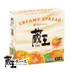 蔵王クリーミースプレッド オレンジ120g 蔵王 チーズ