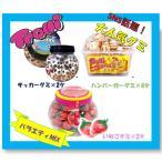 バラエティMIX 大人気グミ!オージー いちごグミ トローリ サッカーグミ ハンバーガーグミ  地球グミ 韓国 モッパン ASMR