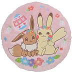 ポケモン センターオリジナル クッション Pikachu&Eievui's Easter / -