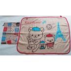 バンプレスト ジョーシン リラックマ 巾着付き ブランケット / Ta8647