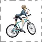 ショッピングアルター アルター STEINS;GATE 阿万音鈴羽&マウンテンバイク (1/8スケール PVC塗装済完成品) [全高:約180mm(1/8スケール)] /