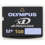 オリンパス OLYMPUS XDピクチャーカード Type M+ M-XD1GMP [ブラック][1GB] / N3160900