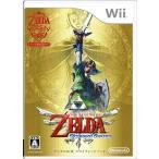 任天堂 ゼルダの伝説 スカイウォードソード (期間限定生産 スペシャルCD同梱) - Wii