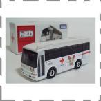 非売品 トミカ 日本赤十字 献血バス LOVE in Action 献血は愛です[43180-16606]