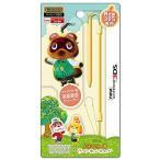 ショッピングどうぶつの森 キーズファクトリー タッチペンリーシュコレクション for new ニンテンドー3DS (どうぶつの森) Type-C [Nintendo 3DS]