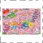 ビバリー 1000ピース ジグソーパズル ハローキティ ご当地キティ日本地図 (49x72cm) [49×72cm] / 31-399