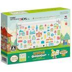 任天堂 Newニンテンドー3DS LL どうぶつの森 ハッピーホームデザイナー パック [Nintendo 3DS]