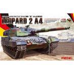 モンモデル 1/35 ドイツ主力戦車 レオパルト 2A4 プラモデル / MMTS016