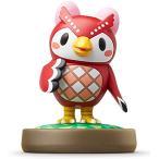 ショッピングどうぶつの森 任天堂 amiibo フーコ (どうぶつの森シリーズ) [Nintendo Wii U] / 4902370530896