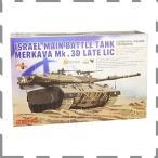 モンモデル 1/35 メルカバMk.3D 後期型 LIC 低強度紛争型 MENTS-025 プラモデル