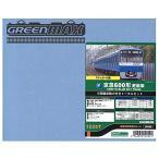 ショッピンググリーン Nゲージ 京急600形 更新車・KEIKYU BLUE SKY TRAIN4両編成動力付きトータルセット 塗装済み車両キット [1225T]