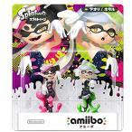 amiibo シオカラーズセット アオリ/ホタル[4902370532722](シオカラーズセット(アオリ/ホタル), Nintendo 3DS)
