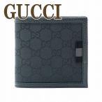 グッチ GUCCI 財布 二つ折り財布 メンズ 新作 小銭入れ付 150413-G1XWN-8615
