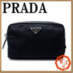 プラダ PRADA ポーチ コスメポーチ 化粧ポーチ 小物 ロゴ 1NA021-2BQP-F0002