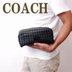 コーチ COACH バッグ メンズ セカンドバッグ クラッチバッグ セカンドポーチ レザー ブランド 30299BLC