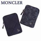 モンクレール バッグ MONCLER セカンドバッグ メンズ ダウン ポーチ クラッチバッグ カモフラージュ 迷彩柄 ロゴ 3209A008200053355