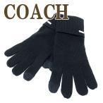 コーチ COACH 手袋 グローブ ニット スマホ対応 レディース 34259BLK